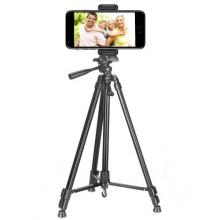 Штатив для телефона и камеры  52-140см  Черный