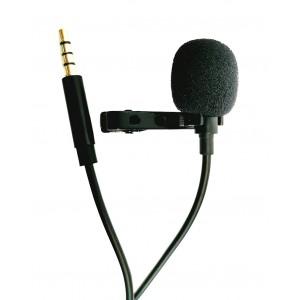 Петличный микрофон Professional Lavalier Microphone GL-119 Jack 3.5mm
