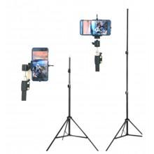 Штатив для телефона и камеры Jmary MT-75  (80-210см)
