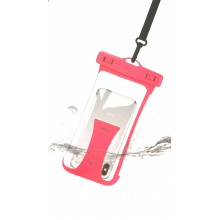 Водонепроницаемый чехол для телефона Rock RST1034 pink