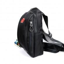 Однолямочный рюкзак  Rotekors Gear 7367  Черный