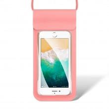 Водонепроницаемый чехол для телефона Rock 4.7 дюйма RPH0867  Розовый