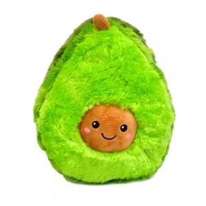 Мягкая игрушка  Авокадо  20см