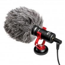 Универсальный  кардиоидный  микрофон  Boya  BY-MM1