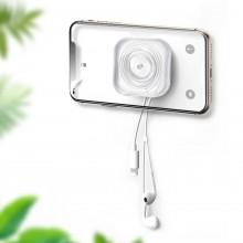 Держатель-липучка для телефона и кабеля