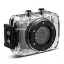 Экшн-камера Sports GLK-S020  HD 720p Водонепроницаемая silver
