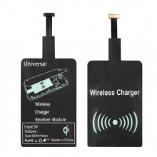 Модуль беспроводной зарядки Qi micro USB Тип-B