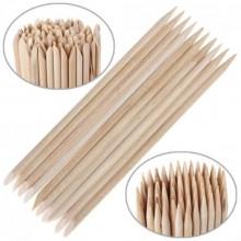 Палочки маникюрные, деревянные  50 шт.
