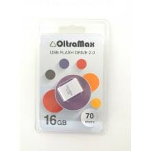 Флешка USB OltraMax 16Gb OM-16GB-70-White