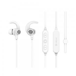 Беспроводные Bluetooth наушники Celebrat A7 Белые
