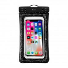 Водонепроницаемый чехол для телефона Baseus ACFSD-A01 black