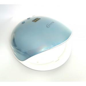 Лампа для ногтей (для маникюра) светодиодная UV/LED RainBow 5H 60W  голубая