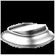 Автомобильный ароматизатор Baseus SUXUN-BH0S silver