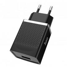 Зарядное устройство Hoco C42A  black