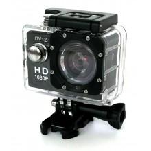 Экшн-камера в водонепроницаемом боксе Eplutus DV12