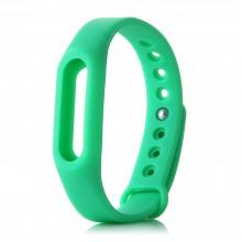 Ремешок для фитнес браслета Xiaomi Mi Band 2 Зеленый