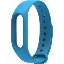Ремешок для фитнес браслета Xiaomi Mi Band 2  Синий