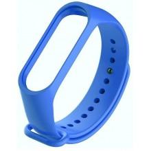Ремешок для фитнес браслета Xiaomi 3/4  Синий