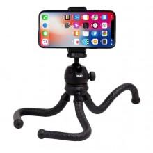 Штатив гибкий профессиональный для телефона и камеры Jmary  MT-25 black