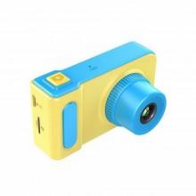 Детский цифровой фотоаппарат Kids Camera голубой