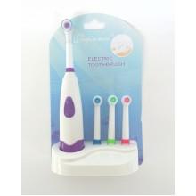 Электрическая зубная щетка с насадками (4шт)  R008-3A