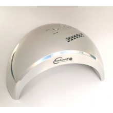 Лампа для ногтей (для маникюра) светодиодная UV/LED RainBow 3 серебро