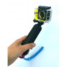 Ручной держатель с креплением для экшн-камеры  RDK-1