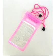 Водонепроницаемый чехол для телефона RNB-1 розовый