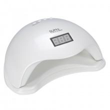 Лампа для ногтей (для маникюра) светодиодная UV/LED SUN 5  белая