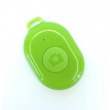 Пульт управления камерой смартфона Bluetooth-кнопка Android и iOS Салатовый