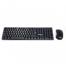 Клавиатура и мышь Jedel WS630