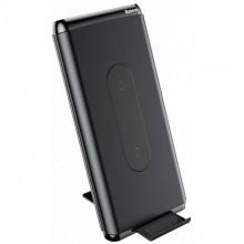 Беспроводное зарядное устройство Baseus 10000mAh  WXHSD-D01 black