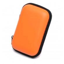 Чехол-кейс для наушников  ch3-4 оранжевый