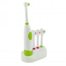 Электрическая зубная щетка с насадками (4шт) R008-3A-1