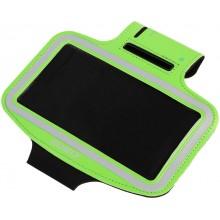 Чехол для телефона на руку для бега Romix RH07-2  зеленый