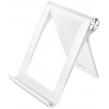 Подставка для телефона и планшета настольная  Rock  RPH0848  white