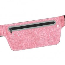 Сумка на пояс для бега Rock Sports Waist Bag (Slim) RST1018 Розовая