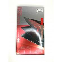 Защитное стекло 6D для Huawei Honor 10 с черной рамкой