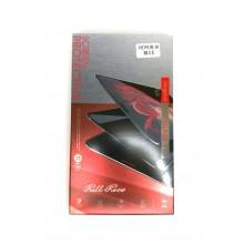 Защитное стекло 6D для Huawei Honor 10 с синей рамкой