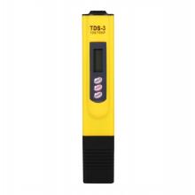 Портативный цифровой тестер воды TDS-3-1  желтый