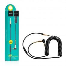 Кабель AUX с микрофоном Hoco  UPA02  2m