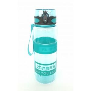 Спортивная бутылка для воды 1000мл 0779-4 зеленая