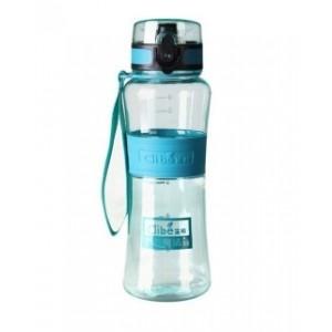 Спортивная бутылка для воды 400 мл 0780-3 бирюзовая