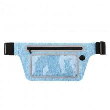 Сумка на пояс для бега Rock Sports Waist Bag (Slim) RST1038 blue