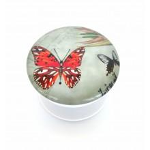 Складная подставка держатель для телефона 3D бабочка