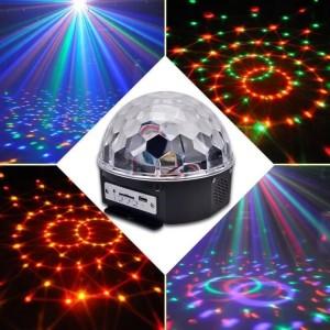 Диско шар светодиодный Led  Magic Ball Light