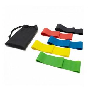 Резинки для фитнеса (набор из 5шт) RF-1
