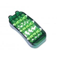 Массажер для стоп Foot Roller  3958 зеленый