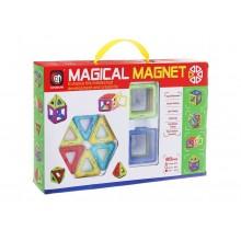 Магнитный 3D-конструктор Magical Magnet , 20 деталей  99028