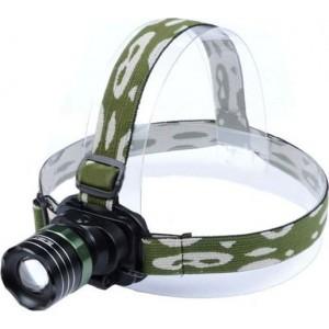 Налобный аккумуляторный фонарь Mont BL-6801-1